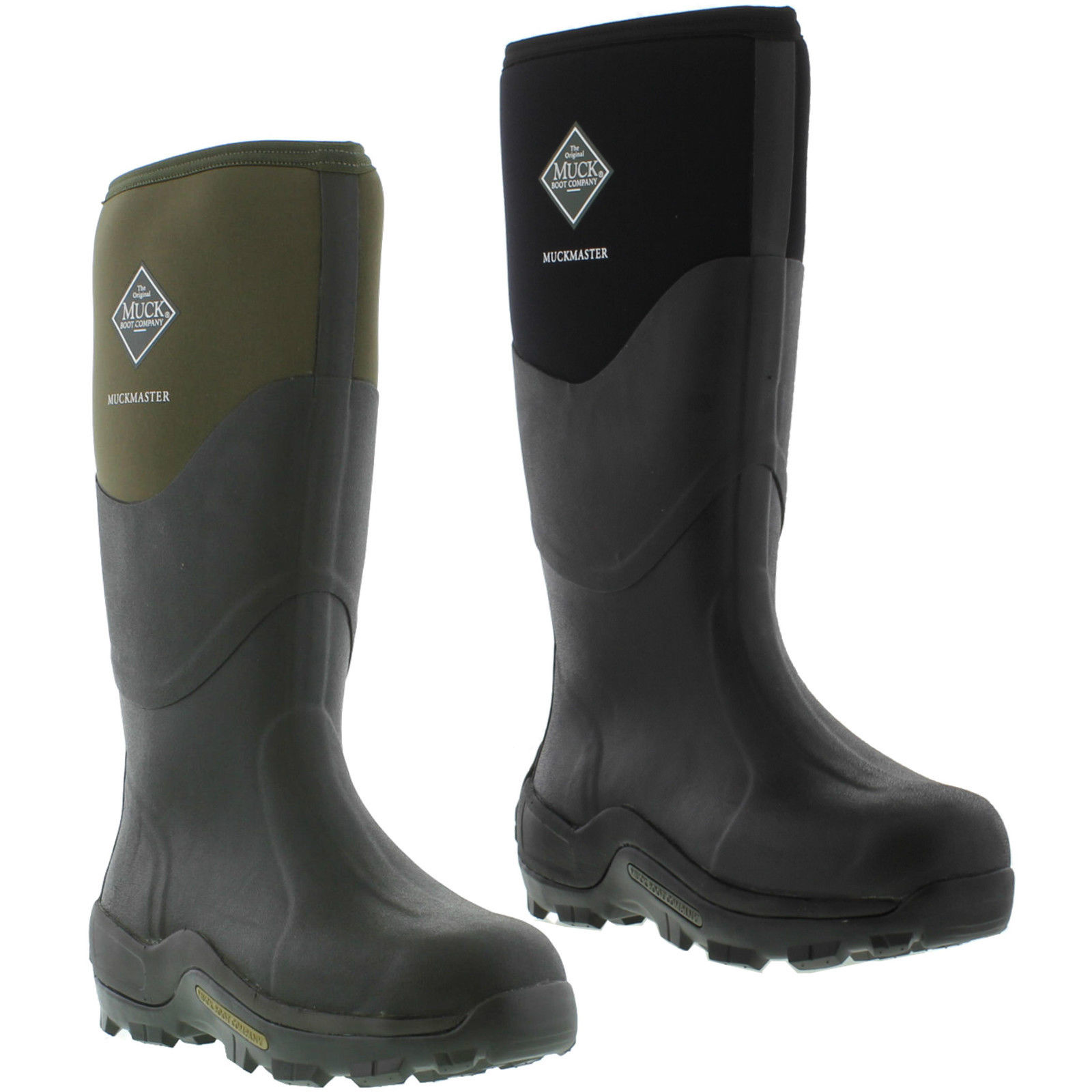 b14074affd3 Details about Muck Boots Muckmaster Mens Womens Wellies Neoprene Wellington  Boots Size 4-13