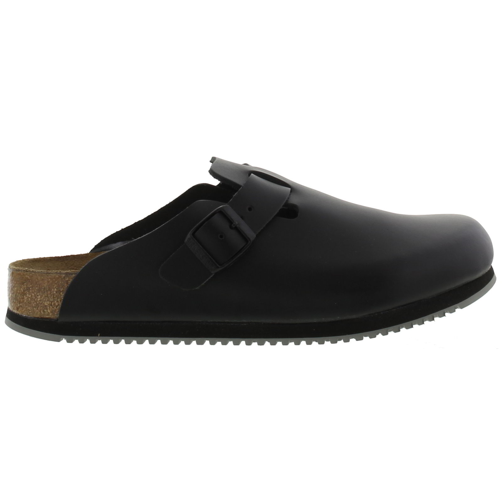 This style has the Birkenstock slip resistant super grip rubber outsole  which offers superb grip and long lasting wear. The Birkenstock Boston  Super Grip is ... 9037f42e389
