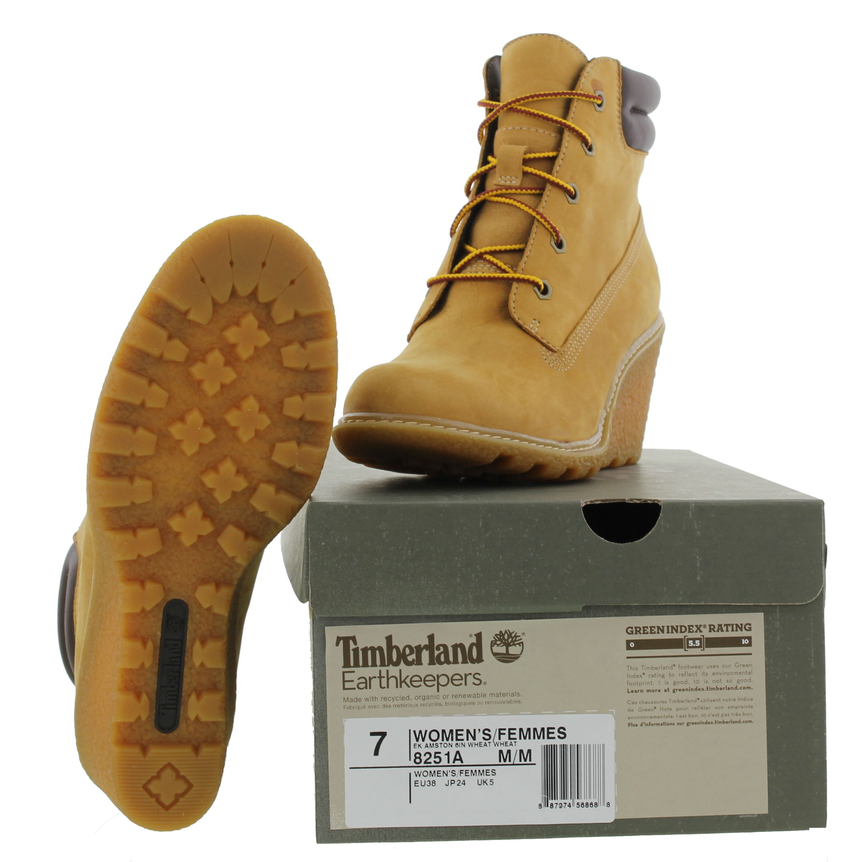 timberland amston 6-inch womens ankle boots