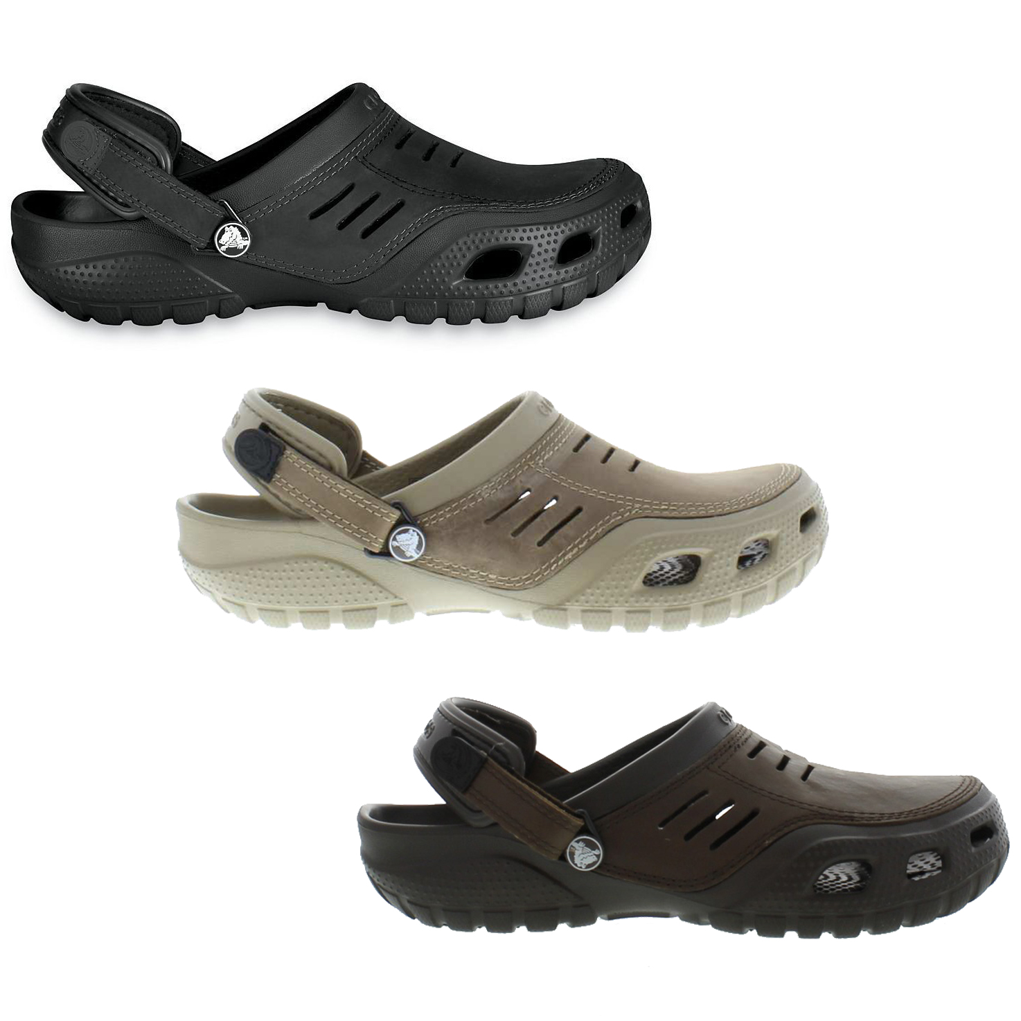 123813c6eeff9 They are great if you are looking for a slightly smarter Crocs style that  still has all the comfort and looks fantastic.