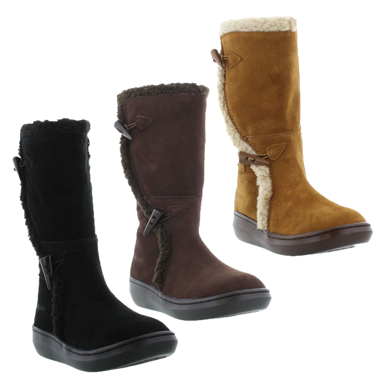 Slope, Boots femme - Beige (Chestnut), 37 EURocket Dog