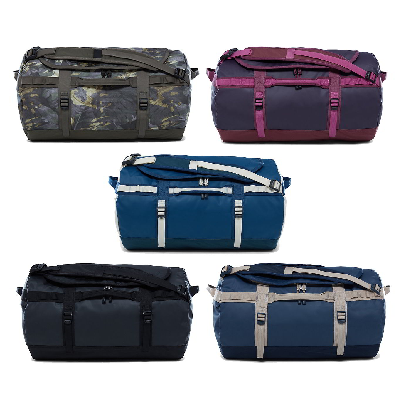 Details zu North Face Base Camp Duffel Bag Small Size Holdall Bag Mens  Womens 9a532c924