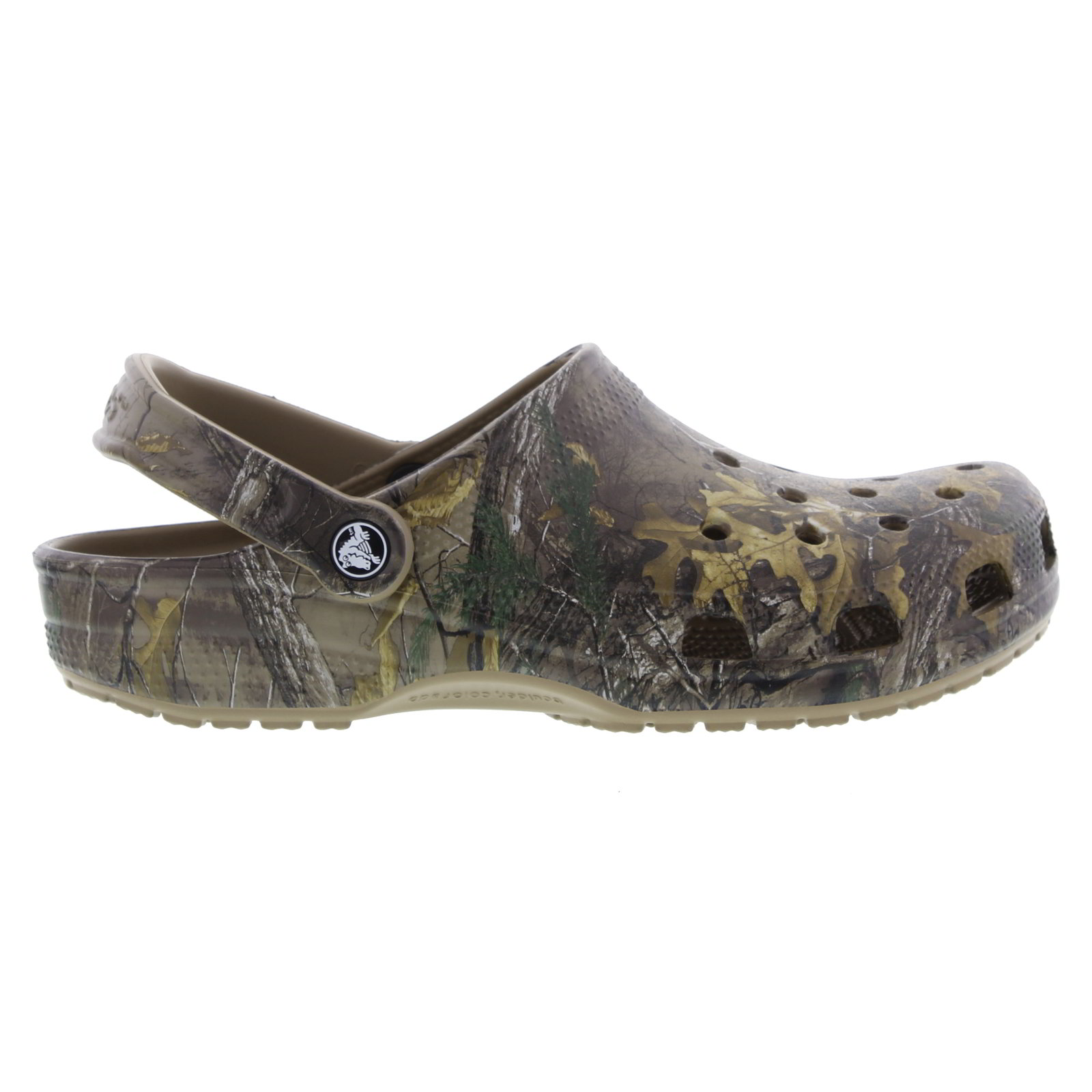 80a028767 Crocs Classic Realtree Xtra Clog Mens Vegan Clogs Sandals Shoes Size ...