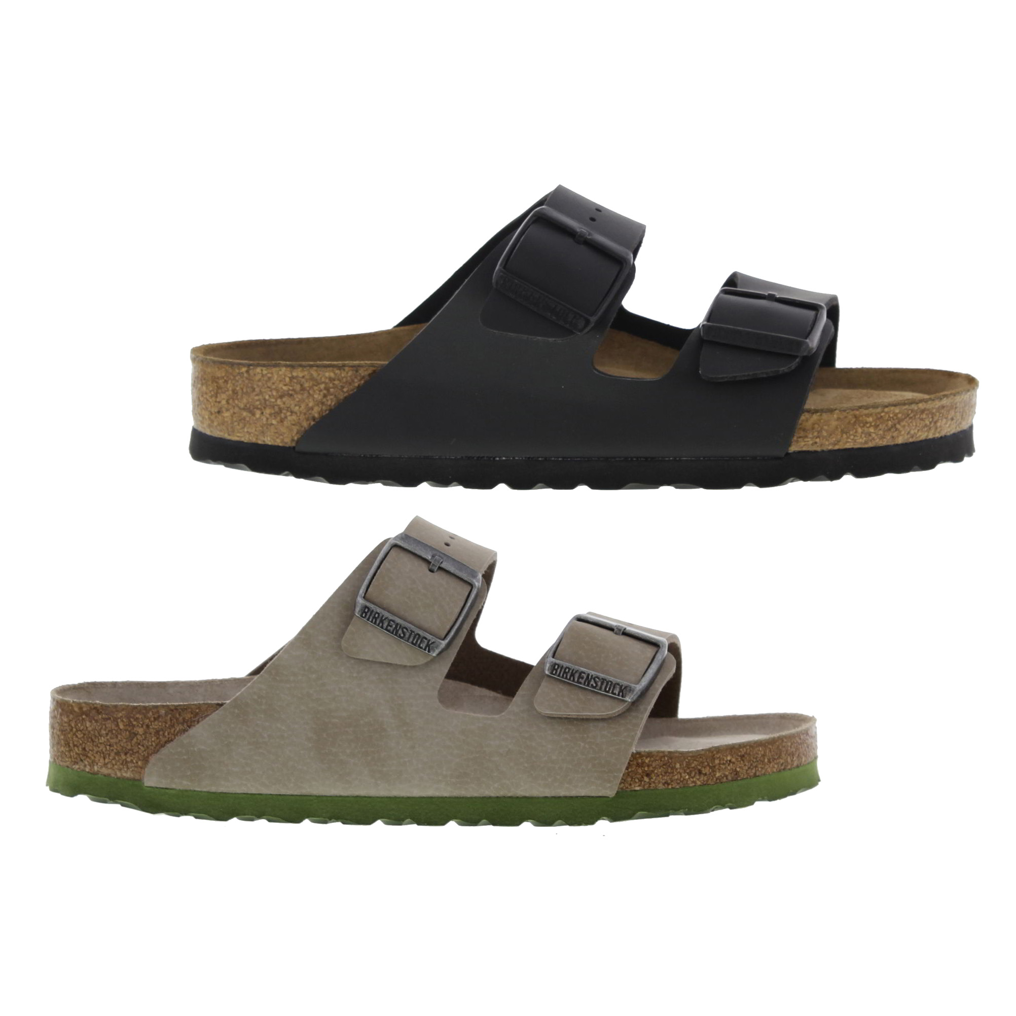 Birkenstock Arizona Soft Footbed Regular Fit Mens Womens Sandals ... 5e8f9597c24