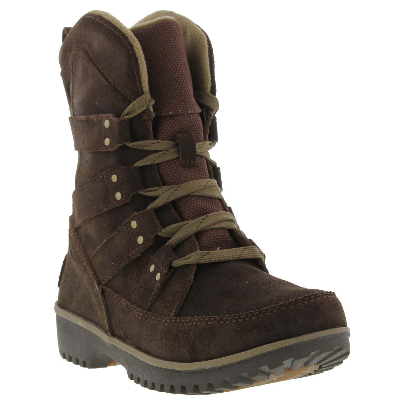 f6ca5017 Sorel Meadow Lace Womens Ladies Waterproof Suede Leather Ankle Boots ...