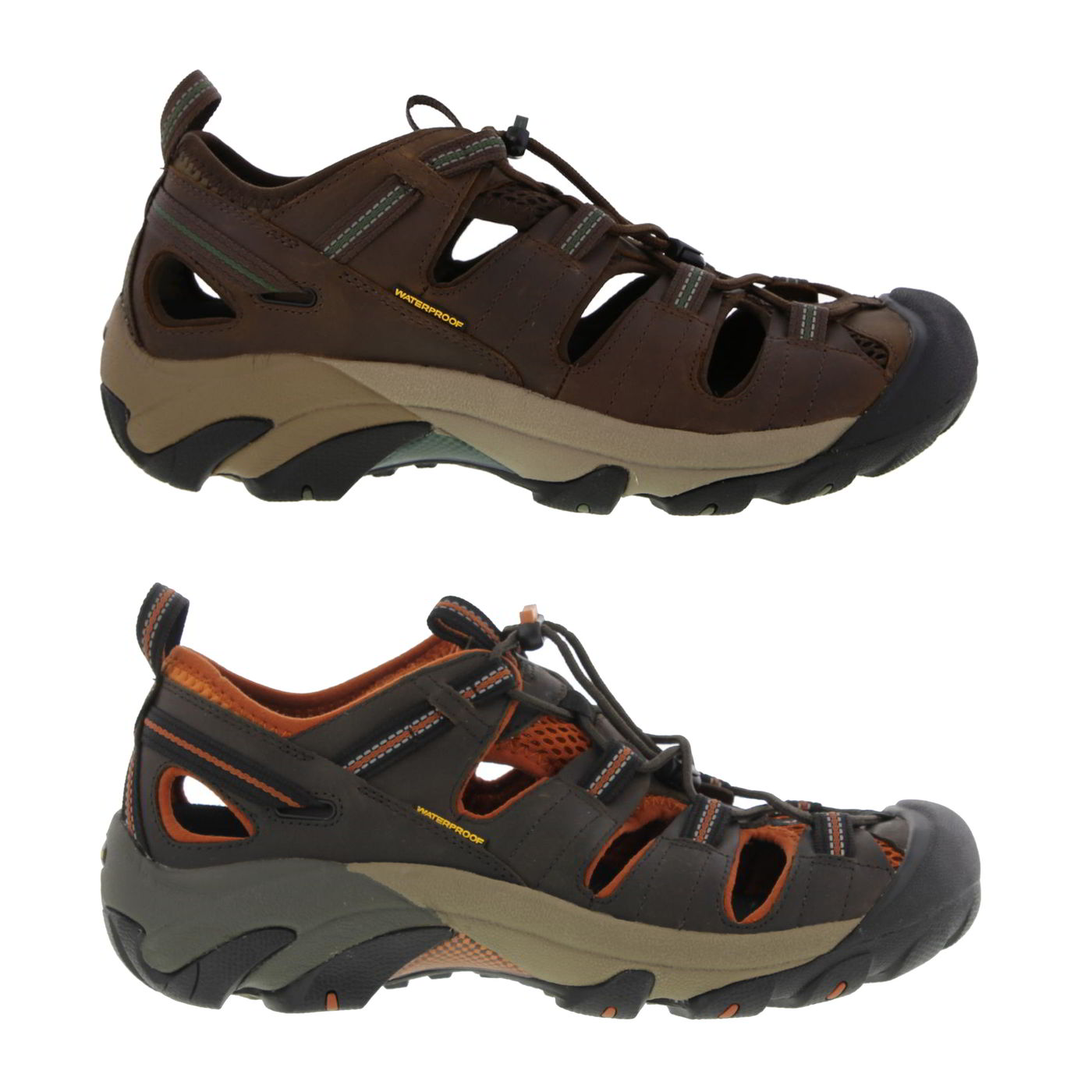 fc2b9e23f252 Details about Keen Arroyo II Mens Adjustable Walking Water Sandals Size 8-14