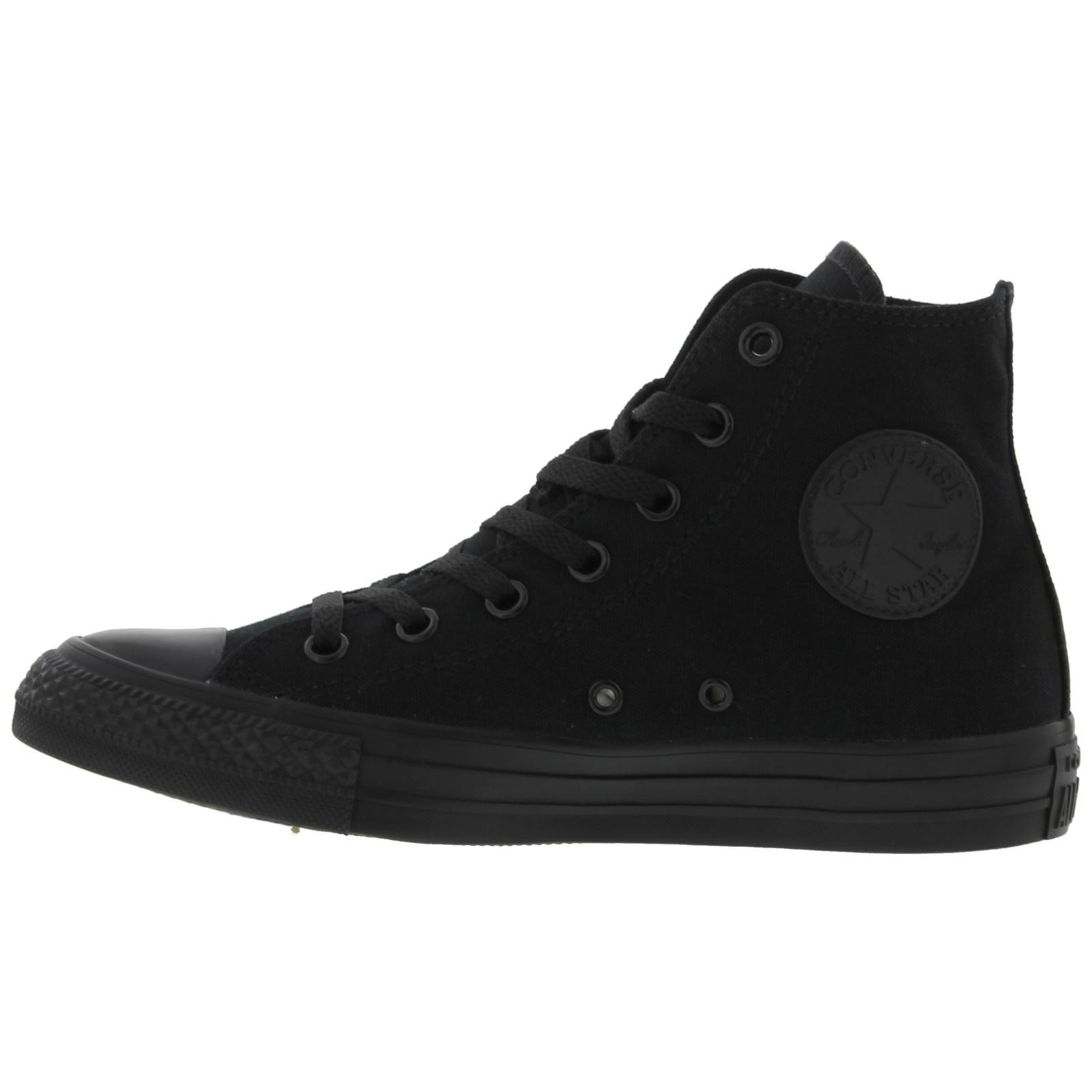 8cbe0ab0f Detalles de Converse All Star Hi Tops Chuck Taylor Para Hombre Mujer de las  Señoras Zapatillas Zapatos- ver título original