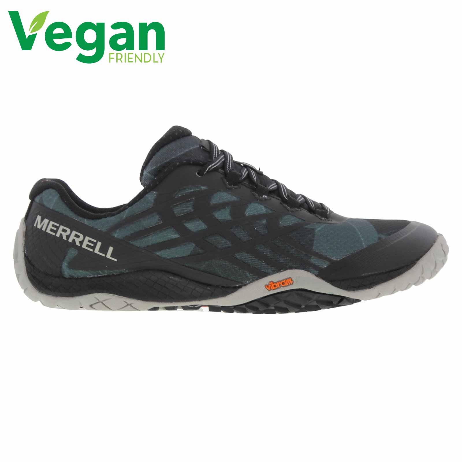 merrell trail glove 4 negro ebay