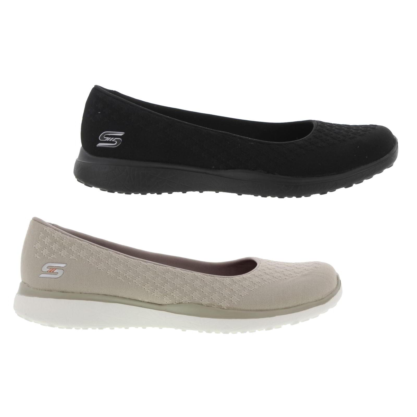 Détails sur Skechers Microburst One Up Pour Femme Femmes Ballerine  Escarpins Chaussures Taille UK 4-8- afficher le titre d'origine