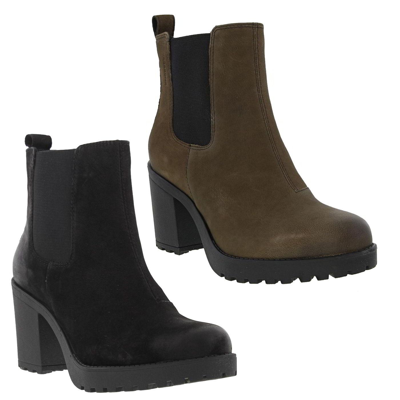 Vagabond Black Chelsea Boots