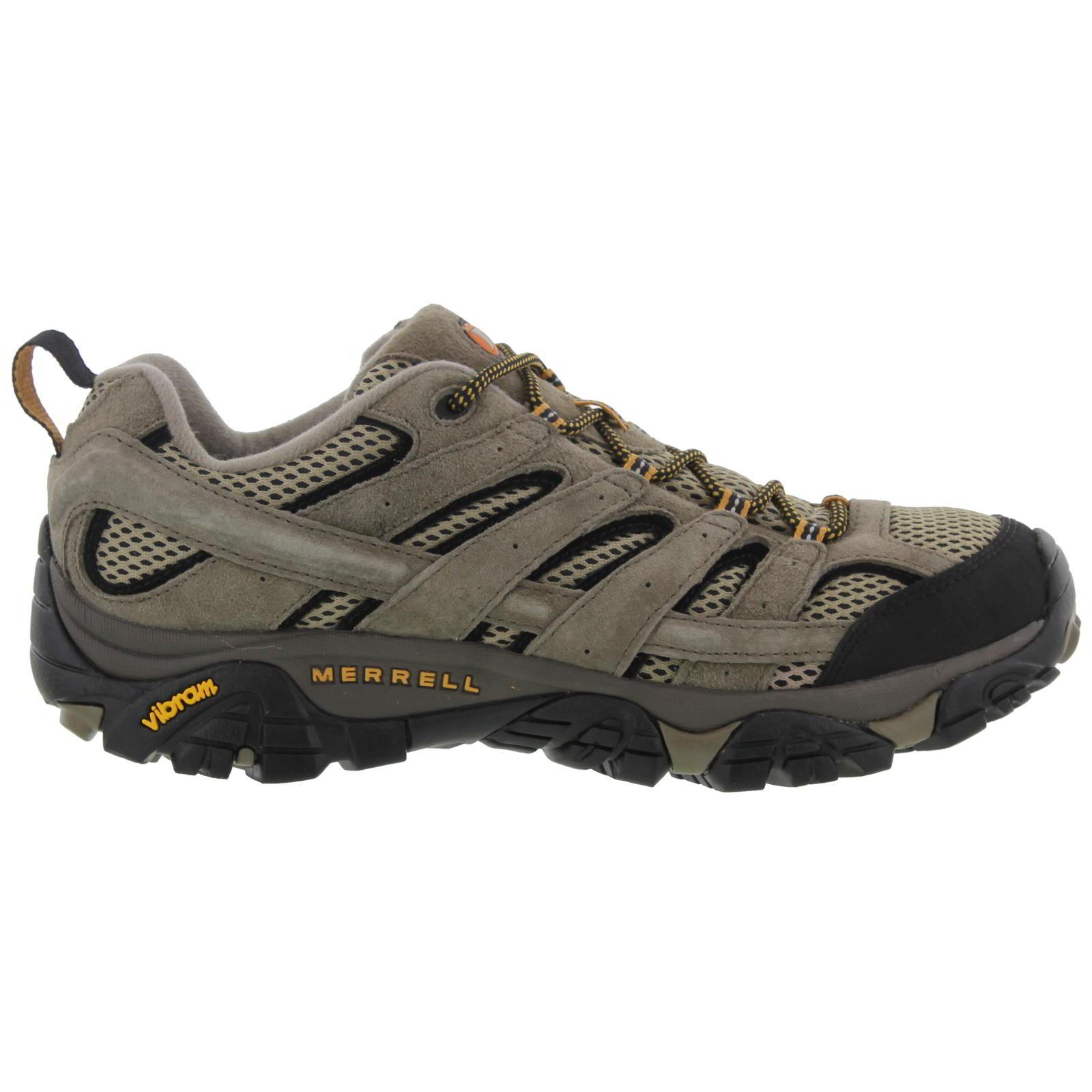 62982dee379 Détails sur Merrell Moab 2 Vent Homme Respirant Randonnée Marche Baskets  Chaussures Taille UK 7-13- afficher le titre d origine