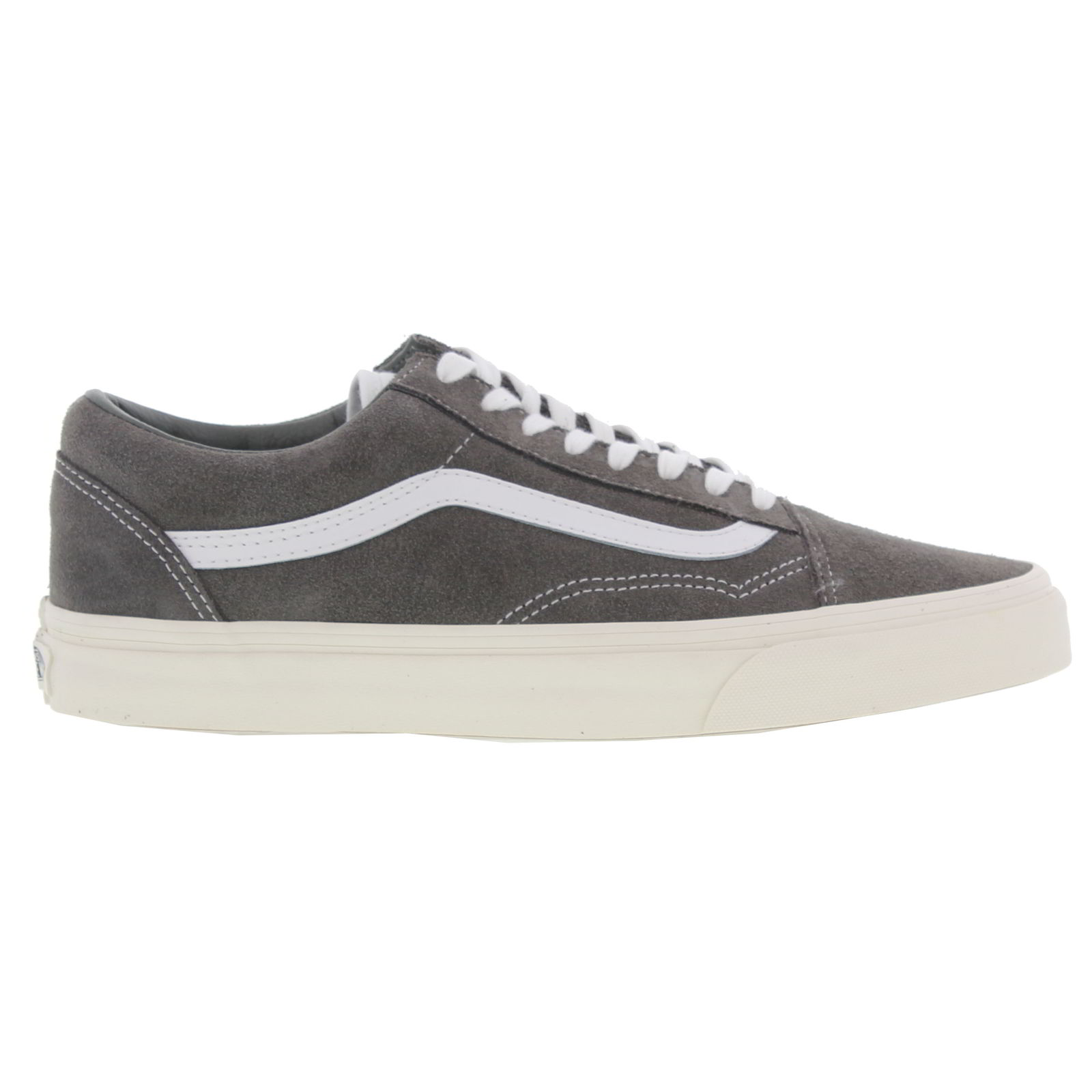 e4041acbae Details about Vans Old Skool Mens Retro Sport Grey Suede Trainers Size 8-11