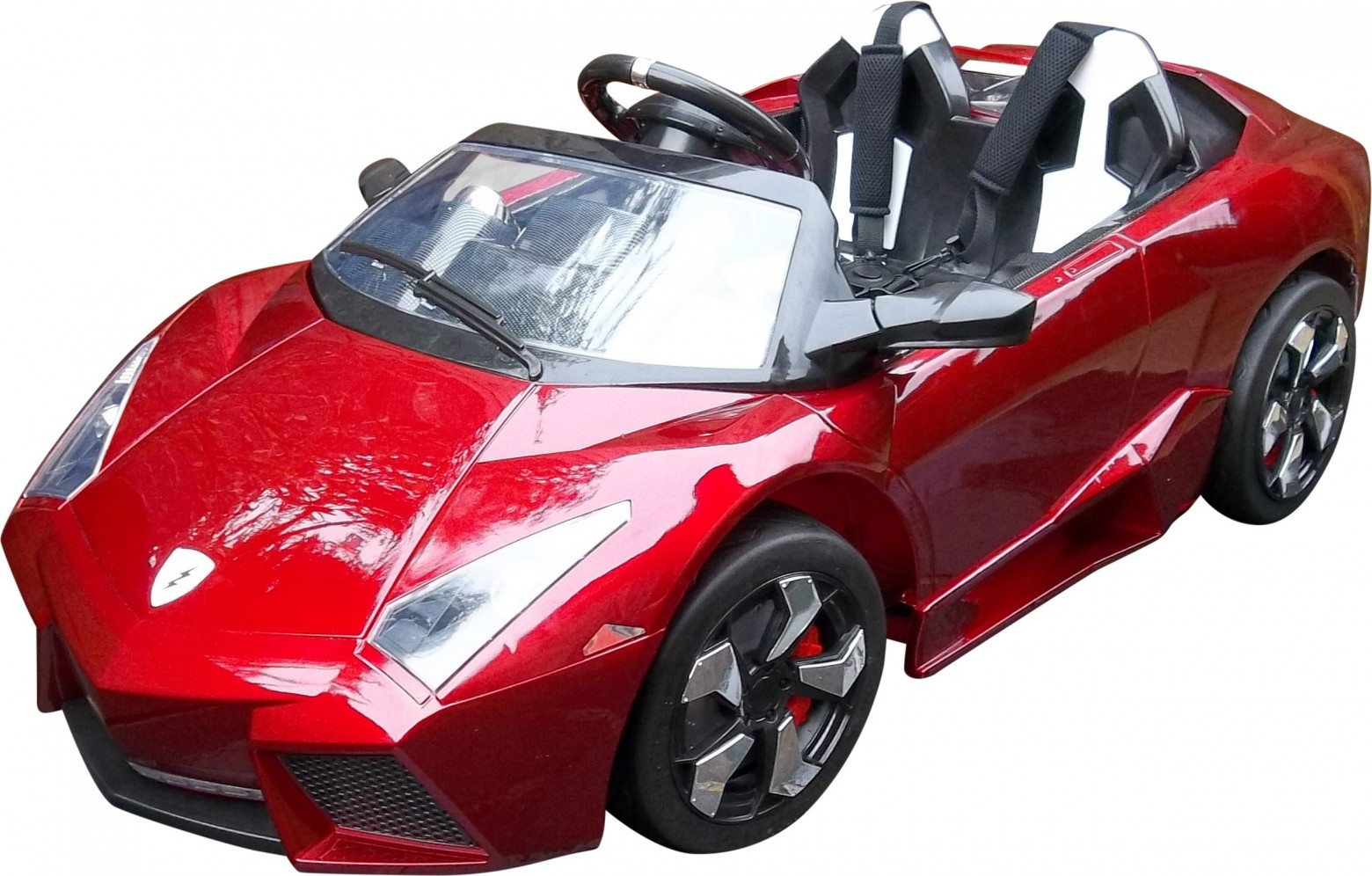 Lamborghini Electric Car For Kids >> Rebo Lamborghini Style 12v Kids Electric Car With Remote Control