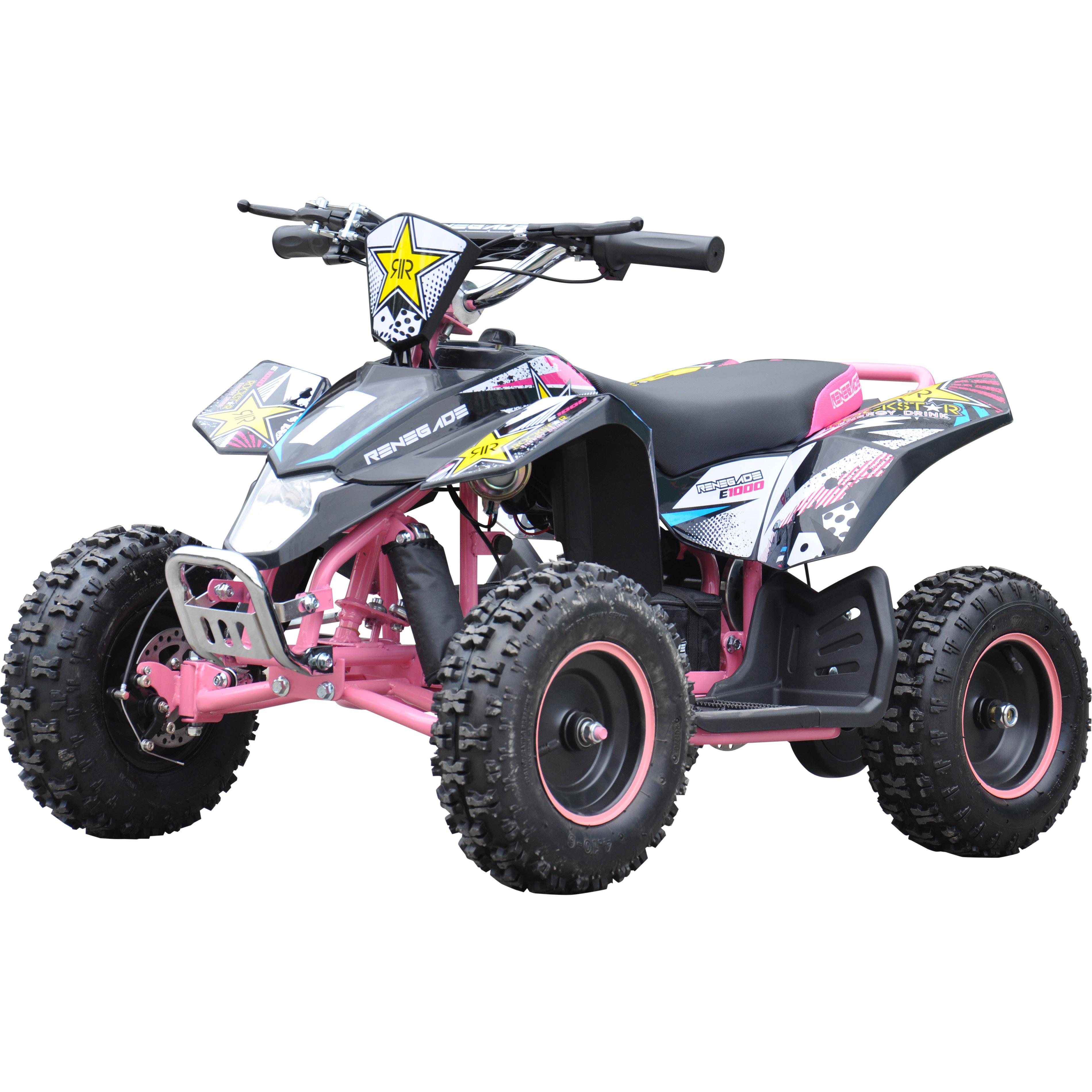 Uncategorized Pictures Of Quads ride on electric quads ebay renegade lt100e 36v battery 1000w mini quad bike atv 4 colours