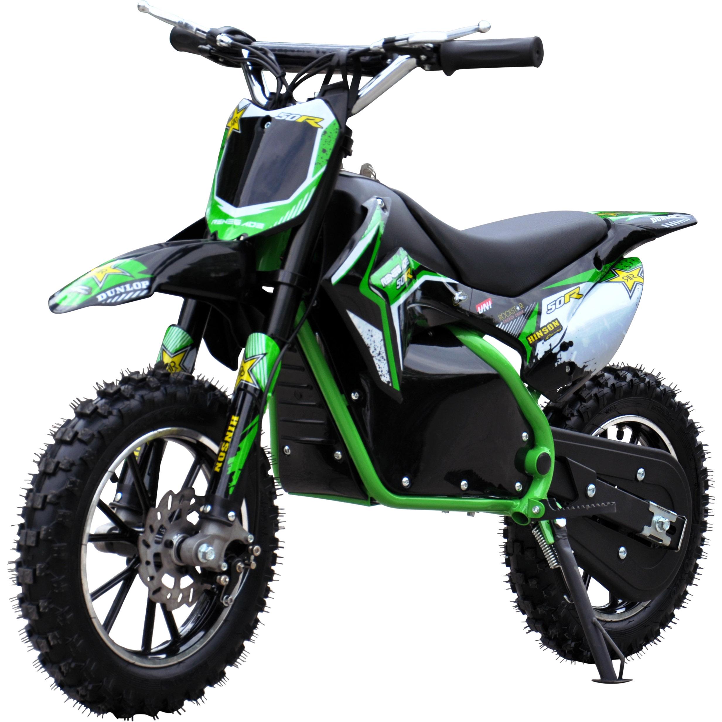 Renegade 50R 500W 36V Electric Mini Dirt Bike Motocross