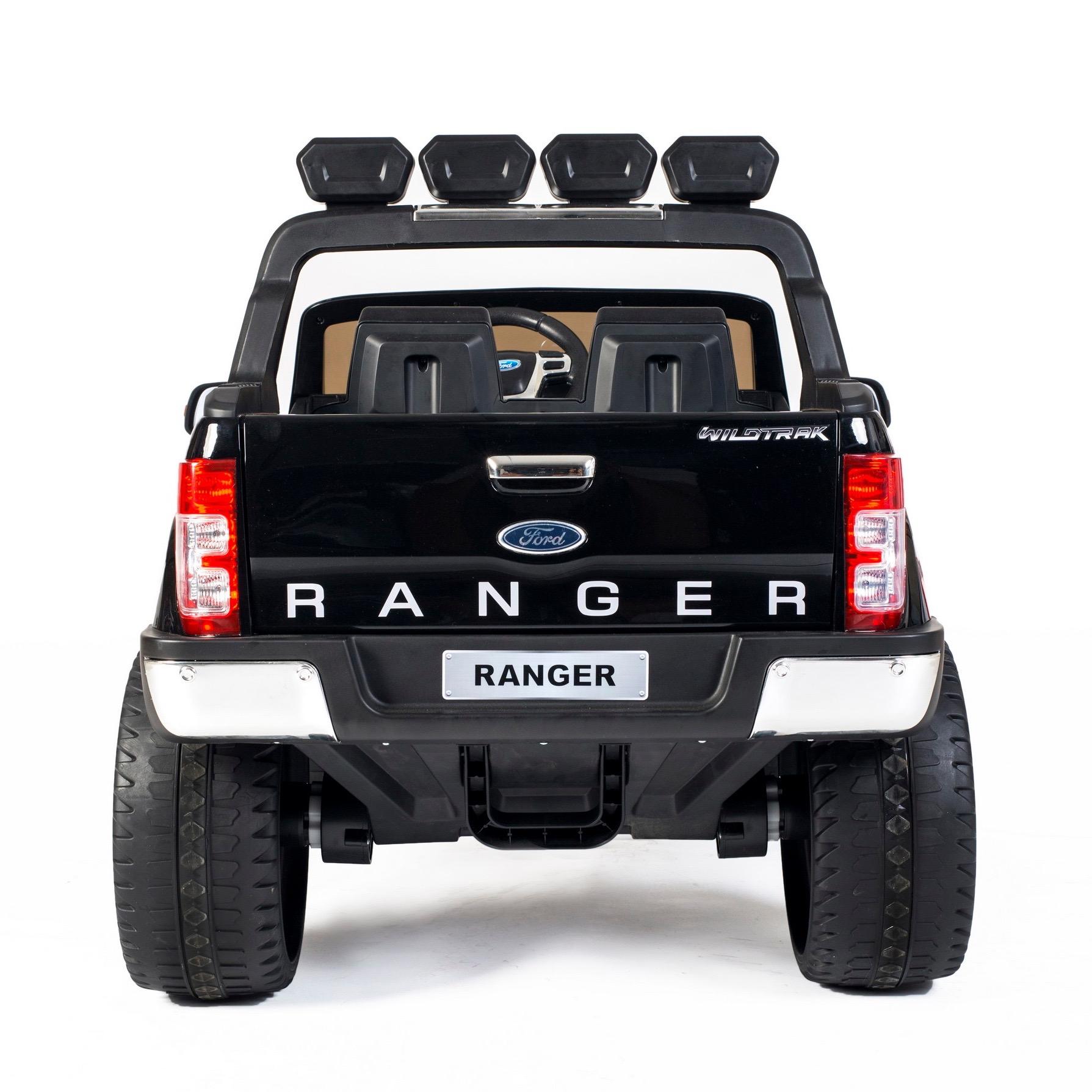 Ford Ranger Wildtrak 2017 licensed 4WD 24V Battery Ride On ...