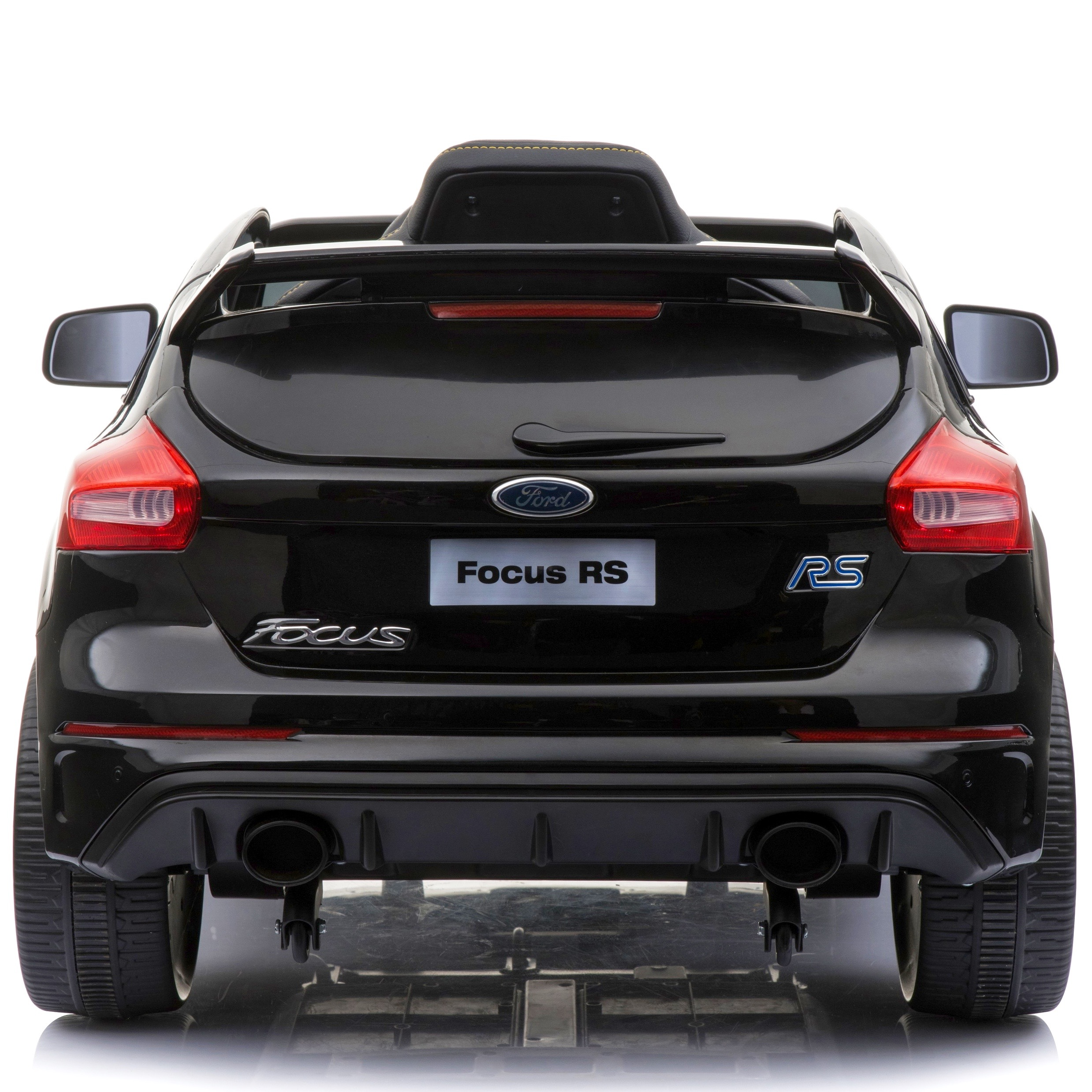 Licensed Ford Focus Rs 12v Children S Battery Operated Ride On Car Black