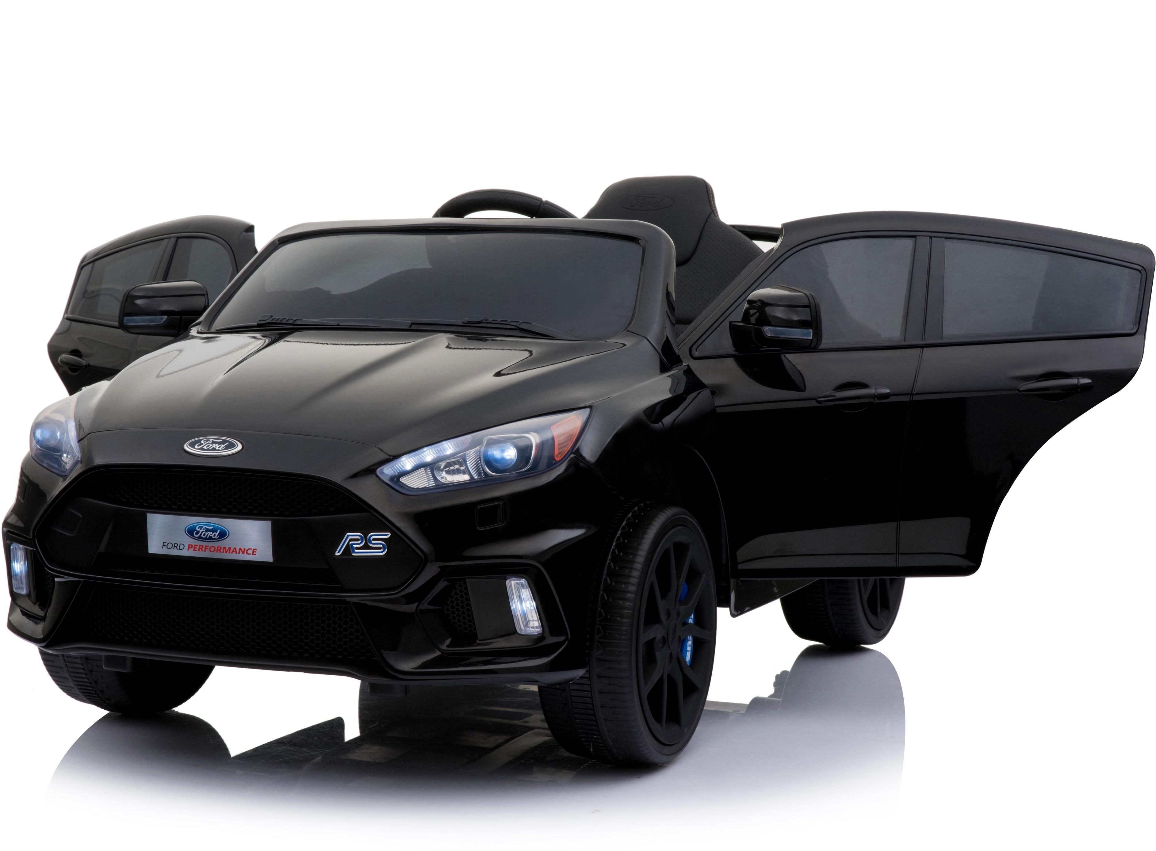 licensed ford focus rs 12v children s battery operated. Black Bedroom Furniture Sets. Home Design Ideas