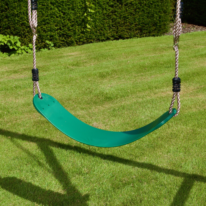 Light Green Rebo Flexible Belt Swing Seat