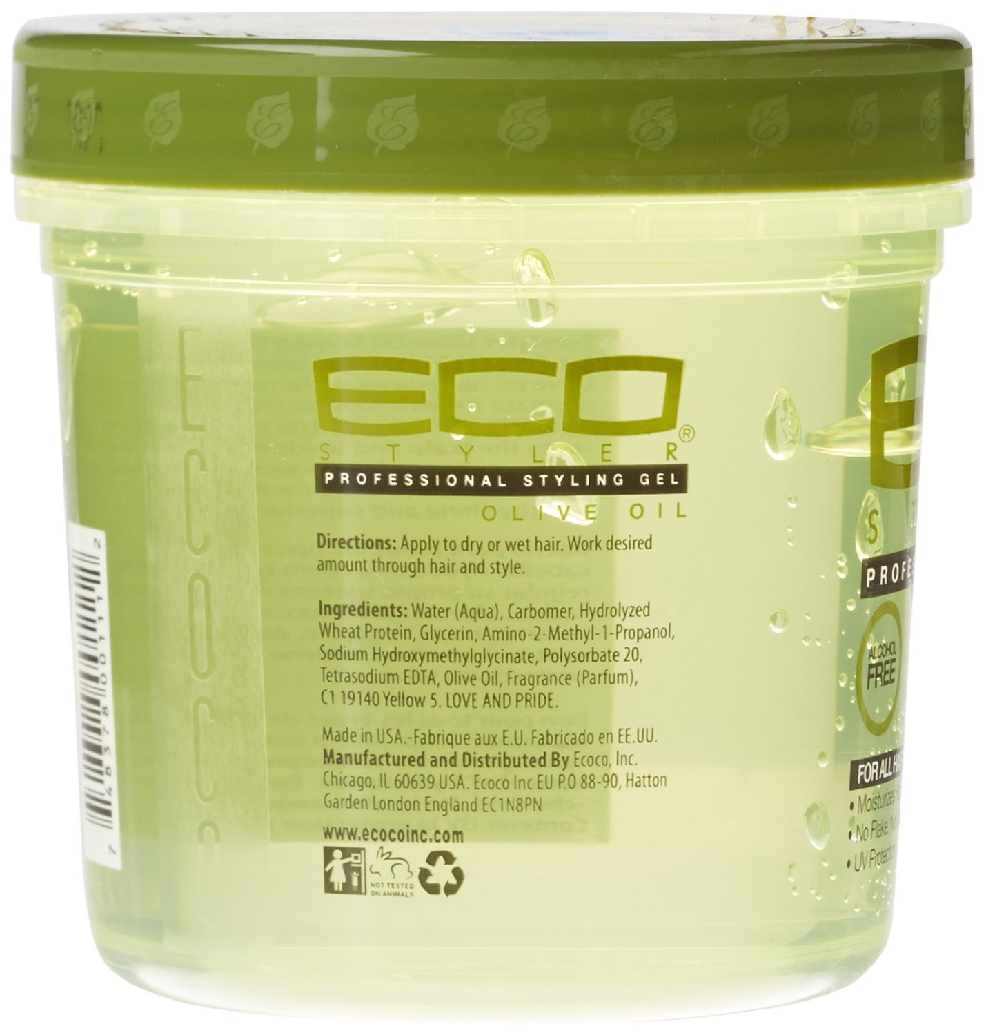 eco styler olive oil styling gel on natural hair eco styler olive professional styling gel free 3900 | a5