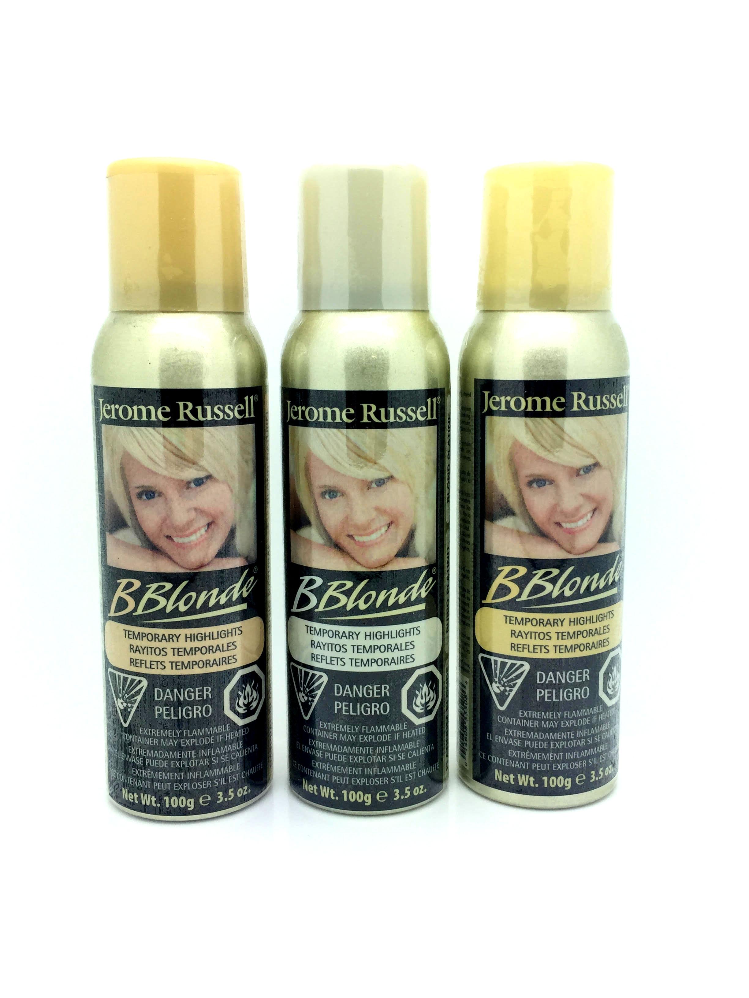 Jerome Russel B Blonde Temporary Highlight Spray 35 Oz Ebay