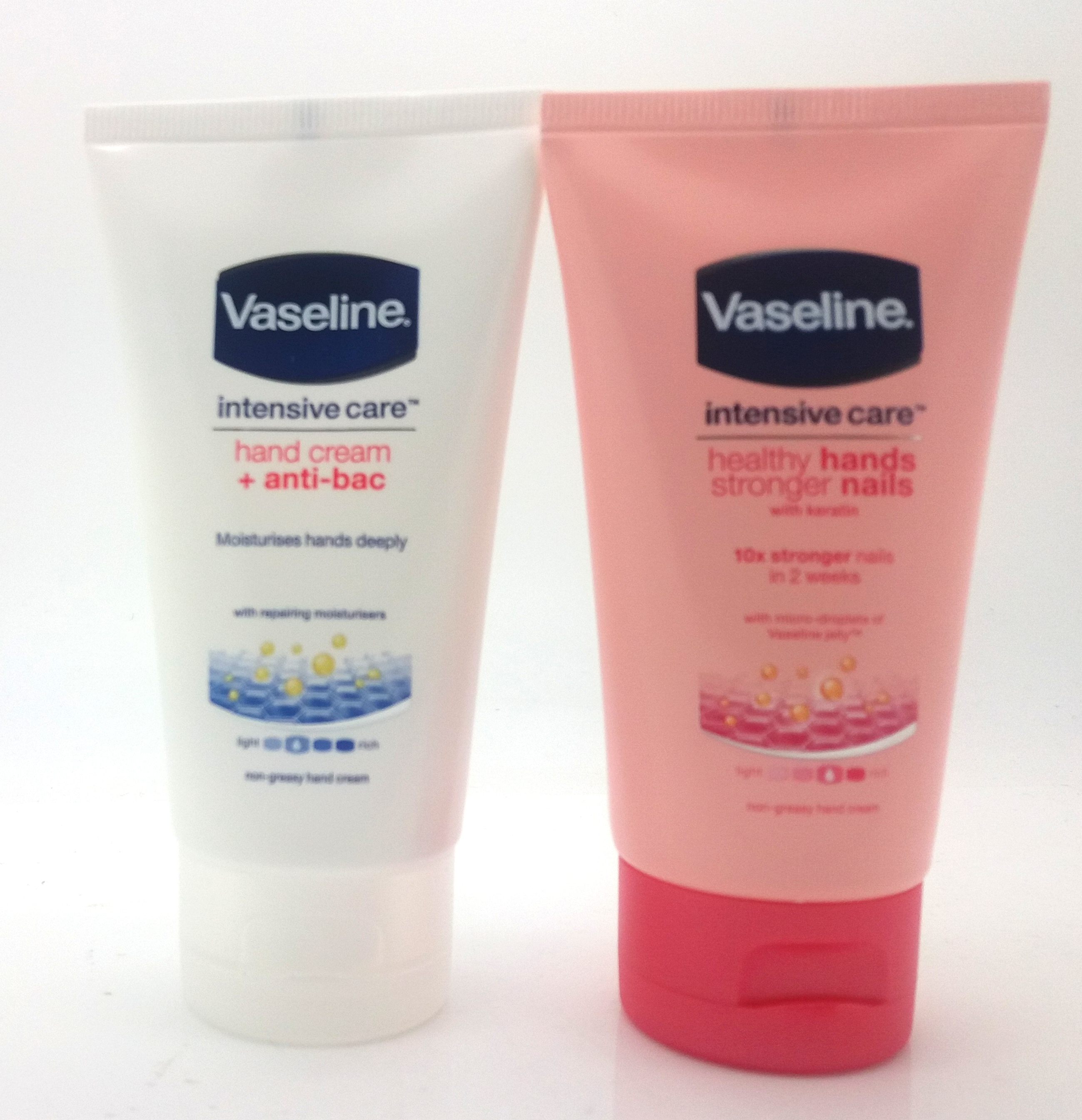vaseline intensive care vaseline and nail nail ftempo 30757