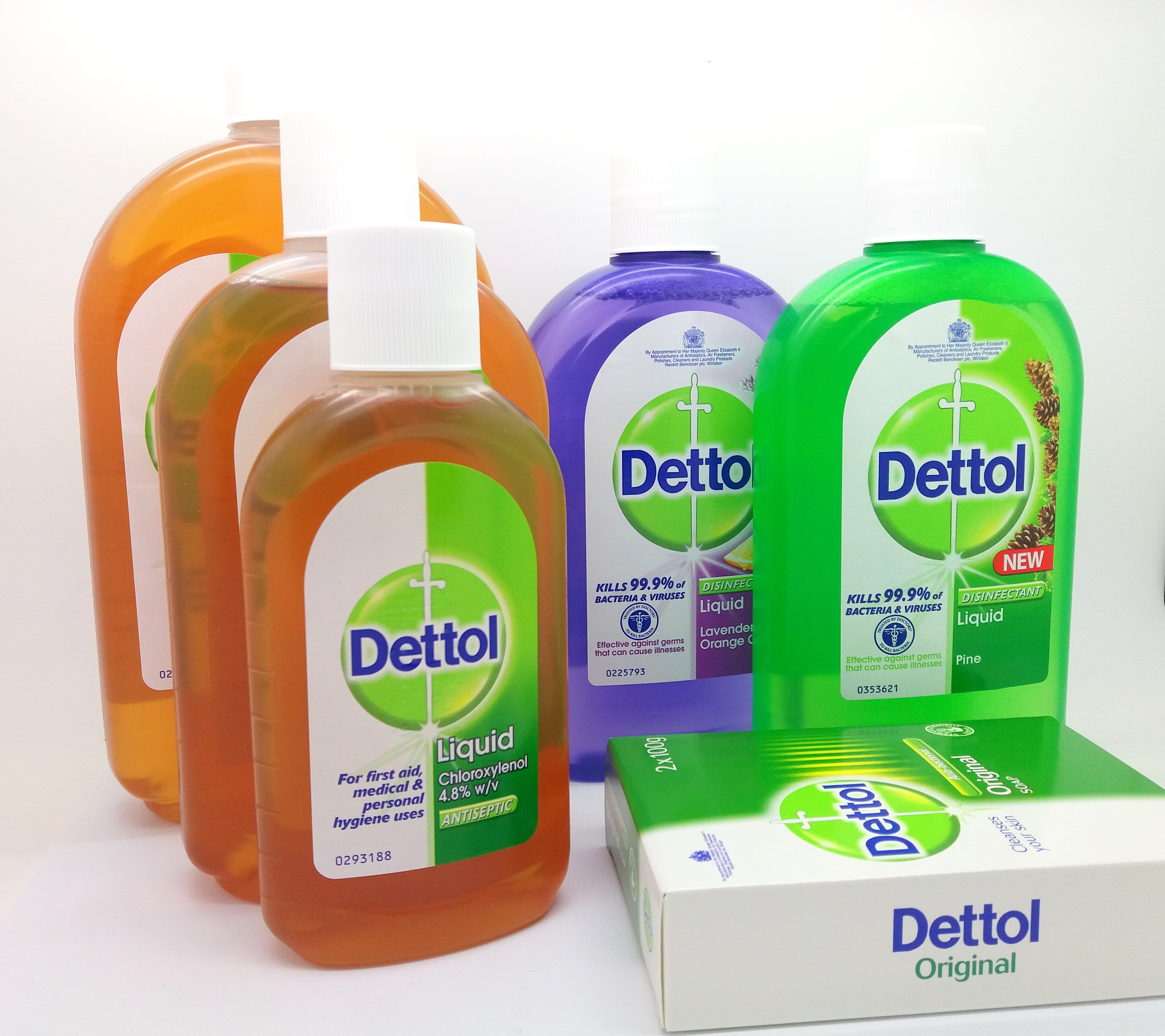 Dettol Antiseptic Disinfectant Anti Bacterial Liquid Soap Full Original Series Package Item Specifics