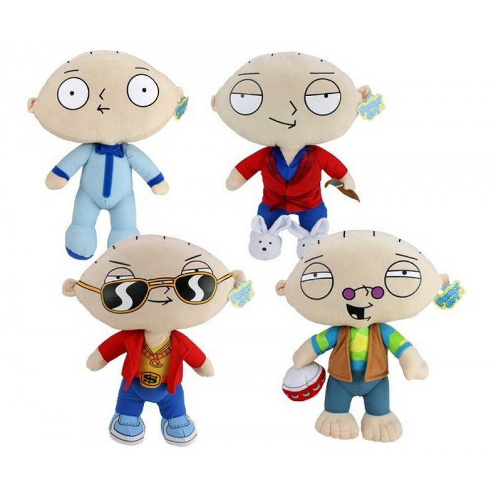Family guy plush stewie griffin large kids soft toy 21 character sentinel family guy plush stewie griffin large kids soft toy 21 altavistaventures Choice Image