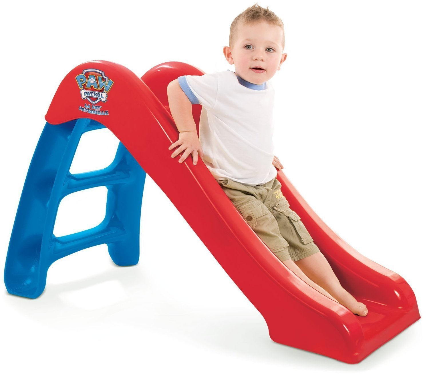 Paw Patrol Kids Childrens ficial Junior Play Slide Outdoor