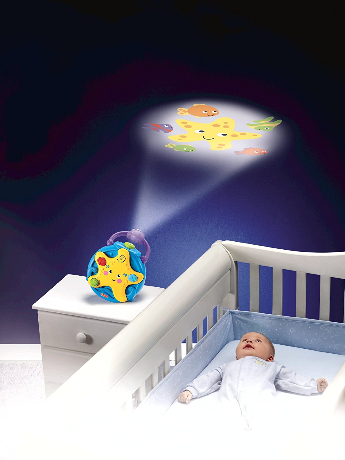 Baby Light Show Ceiling