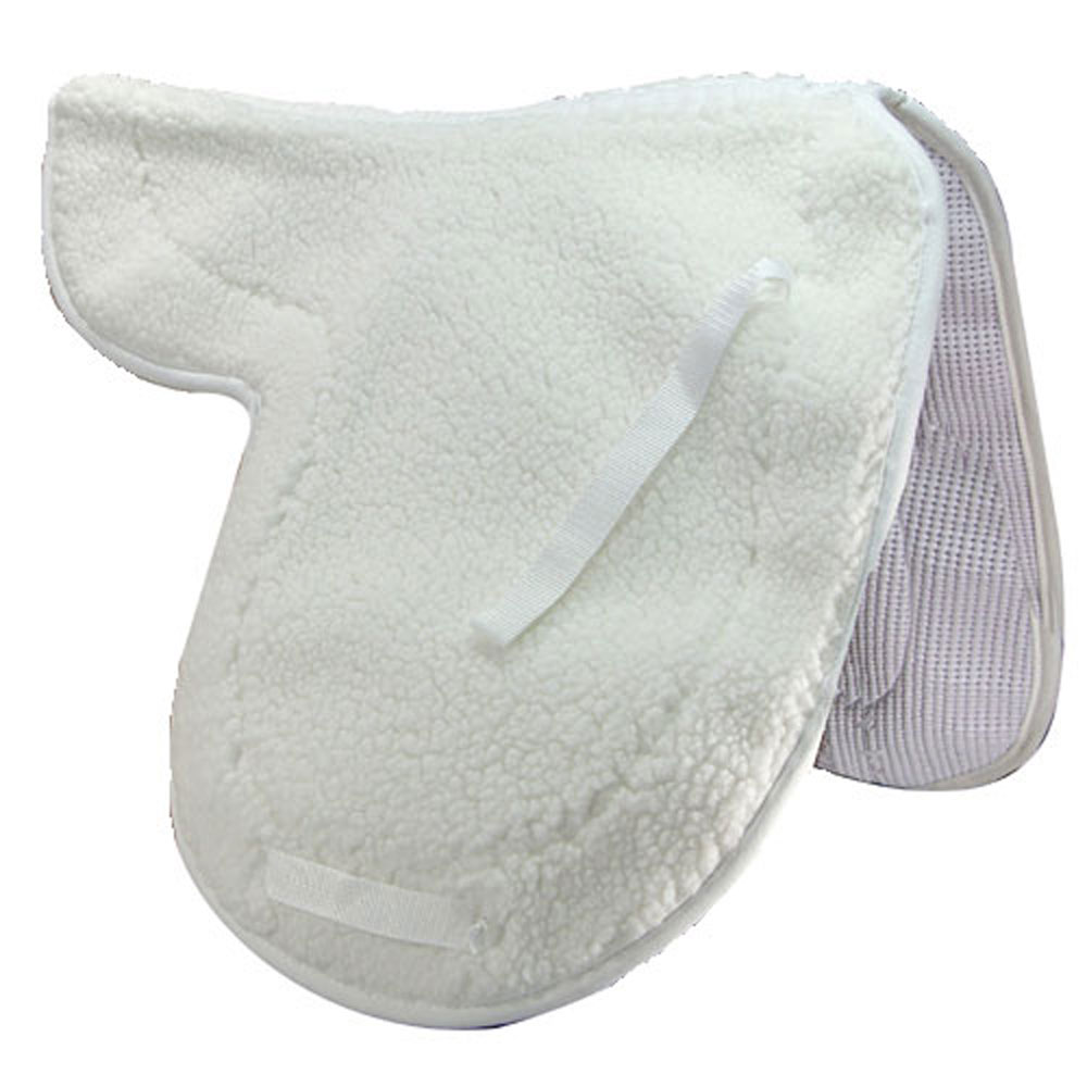 Intrepid International NEW Lollipop Seat Riser Medium Density White Cantle Rise