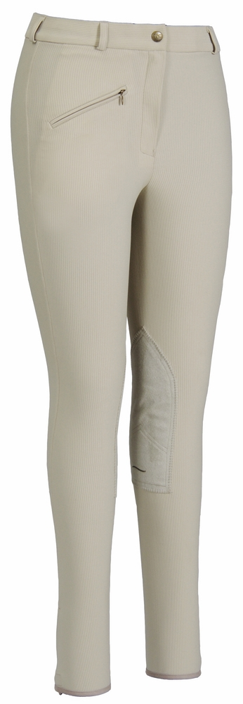 Tuff rider ribb knee patch long: 5/a baker blankets.