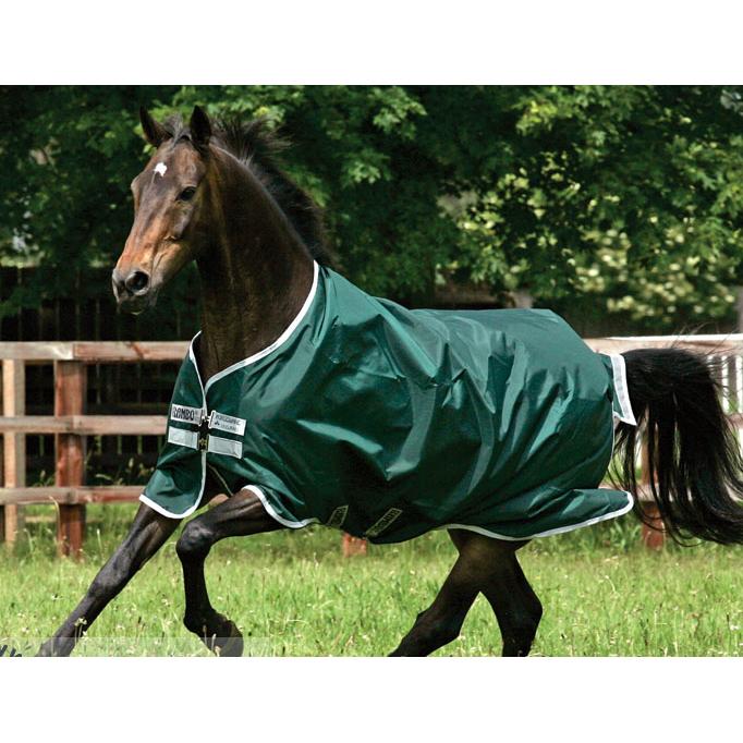 Sentinel Horseware Ireland Rambo Original Turnout Blanket 400g With Leg Arches