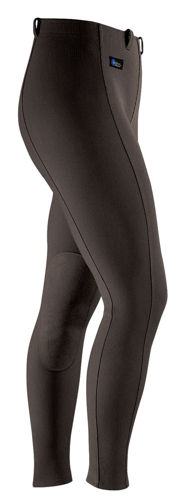 Irideon Cadence Stretch Cord Knee Patch Riding Breeches with No-Roll Waistband
