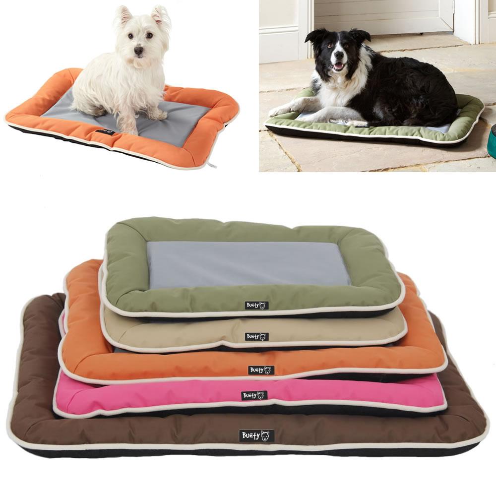 Bunty Utility Dog Bed Waterproof Washable Hardwearing Pet