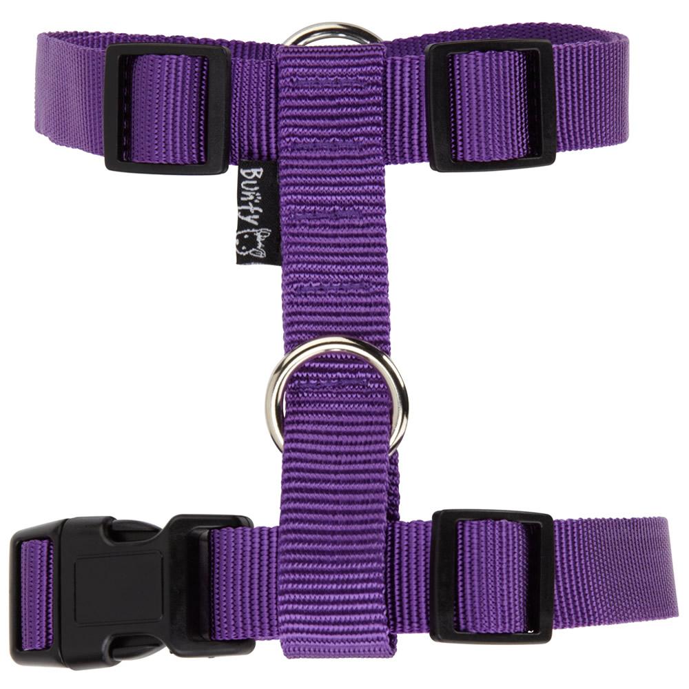 Bunty-Adjustable-Nylon-Dog-Puppy-Fabric-Harness-Vest-Anti-Non-Pull-Lead-Leash