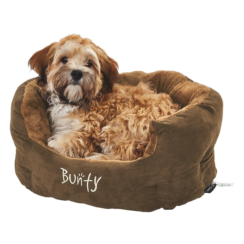 Bunty-Polar-Dog-Bed-Soft-Washable-Fleece-Fur-Cushion-Warm-Luxury-Pet-Basket