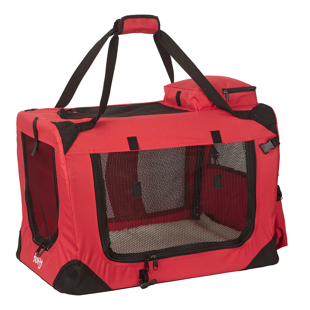 Bunty Dog Cat Rabbit Puppy Carrier Crate Bed