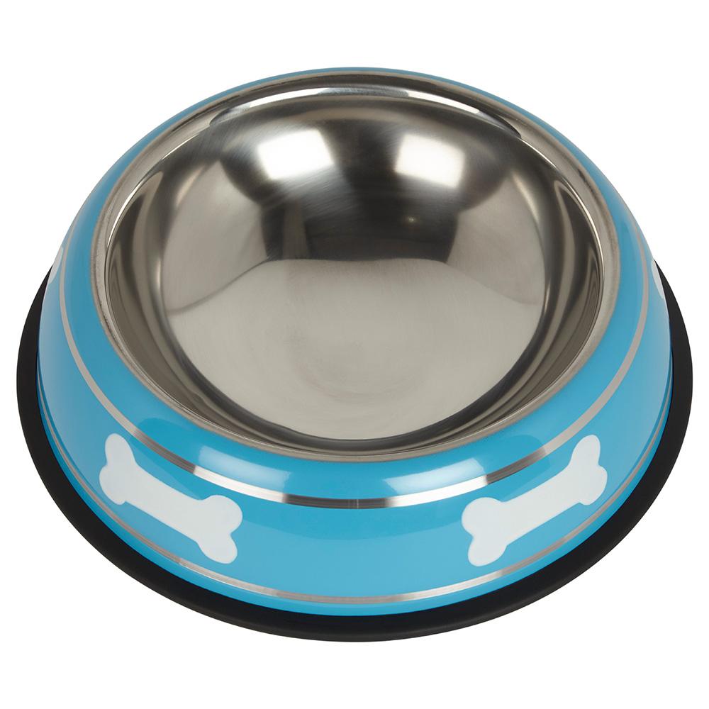 Stainless Steel Metal Non Slip Dog Puppy Pet Animal