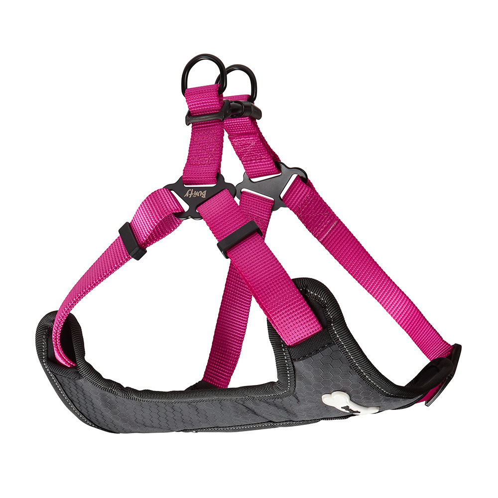Bunty-Soft-Comfortable-Breathable-Fabric-Dog-Puppy-Pet-Adjustable-Harness-Vest thumbnail 22