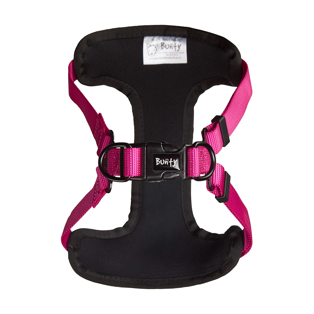 Bunty-Soft-Comfortable-Breathable-Fabric-Dog-Puppy-Pet-Adjustable-Harness-Vest thumbnail 24