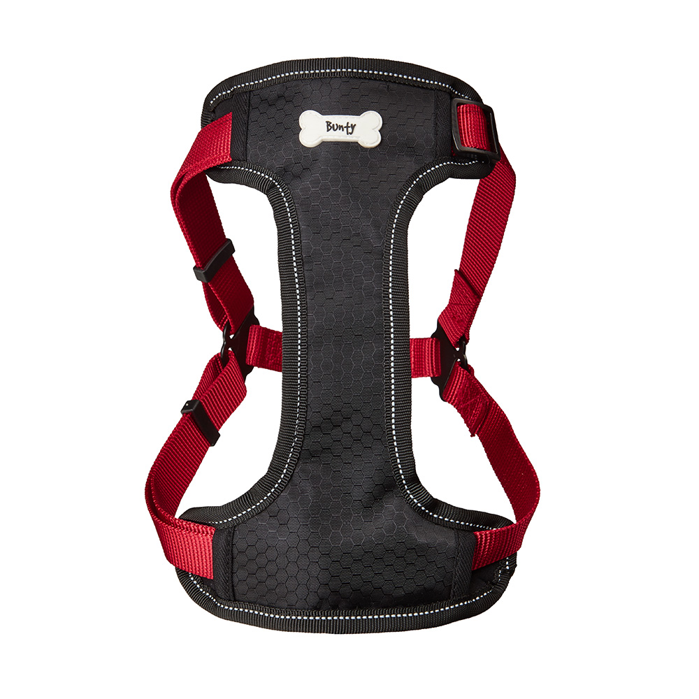 Bunty-Soft-Comfortable-Breathable-Fabric-Dog-Puppy-Pet-Adjustable-Harness-Vest thumbnail 27