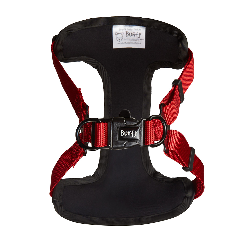 Bunty-Soft-Comfortable-Breathable-Fabric-Dog-Puppy-Pet-Adjustable-Harness-Vest thumbnail 28