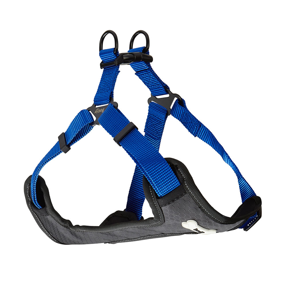Bunty-Soft-Comfortable-Breathable-Fabric-Dog-Puppy-Pet-Adjustable-Harness-Vest thumbnail 18