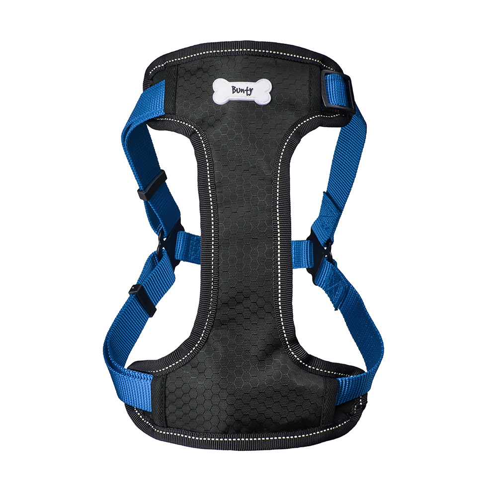 Bunty-Soft-Comfortable-Breathable-Fabric-Dog-Puppy-Pet-Adjustable-Harness-Vest thumbnail 19