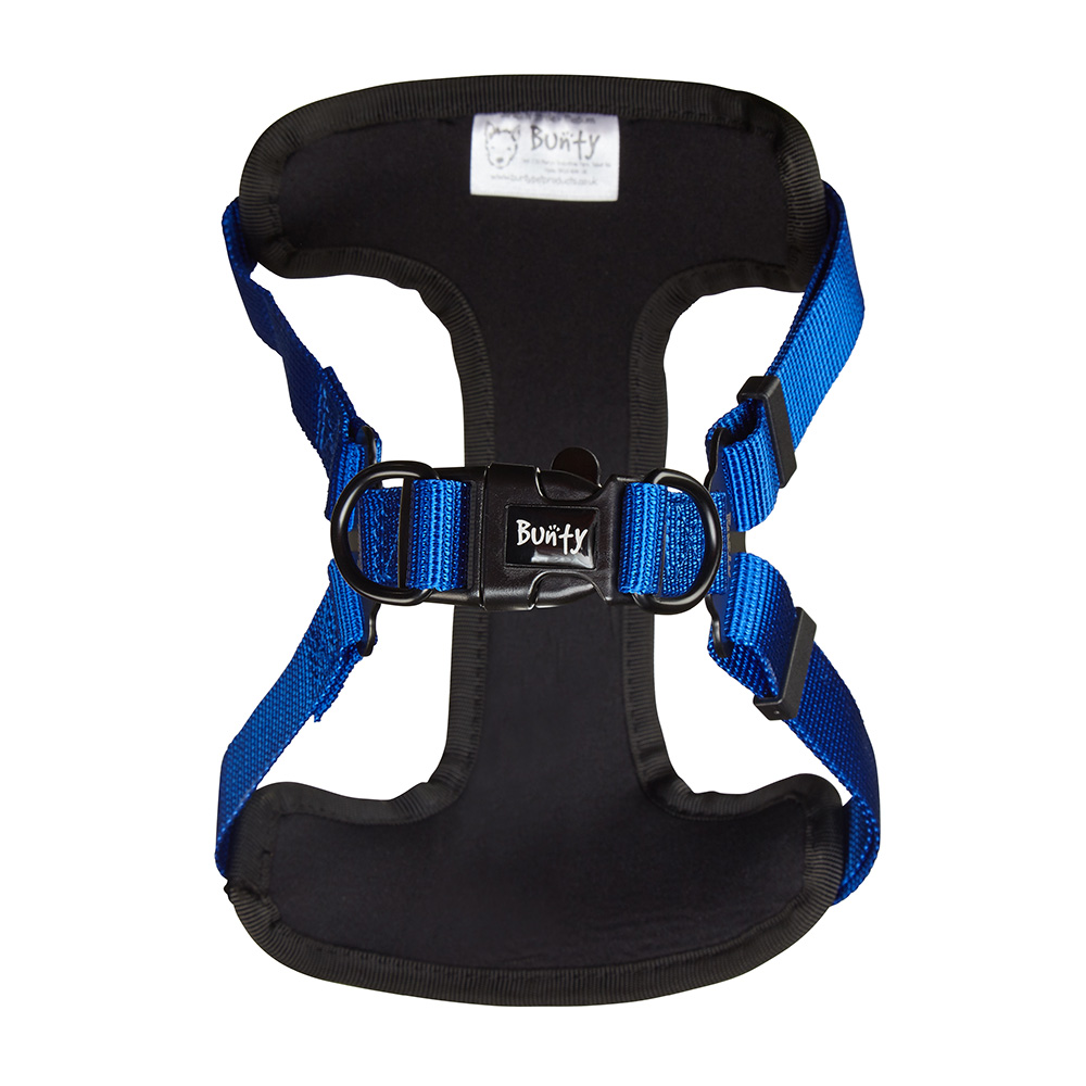 Bunty-Soft-Comfortable-Breathable-Fabric-Dog-Puppy-Pet-Adjustable-Harness-Vest thumbnail 20