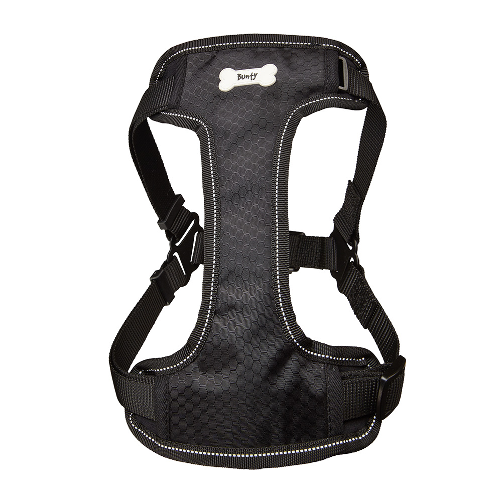 Bunty-Soft-Comfortable-Breathable-Fabric-Dog-Puppy-Pet-Adjustable-Harness-Vest thumbnail 15