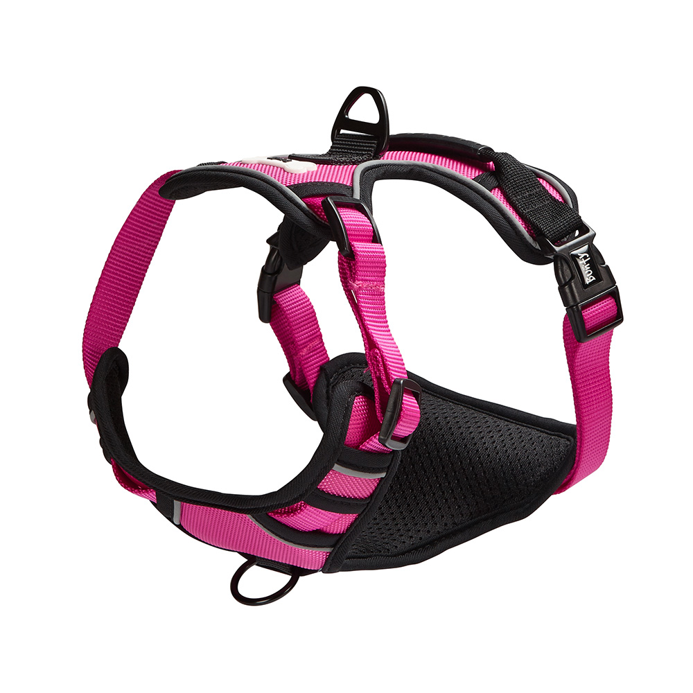 Bunty-Soft-Padded-Comfortable-Fabric-Dog-Puppy-Pet-Adjustable-Outdoor-Harness thumbnail 18