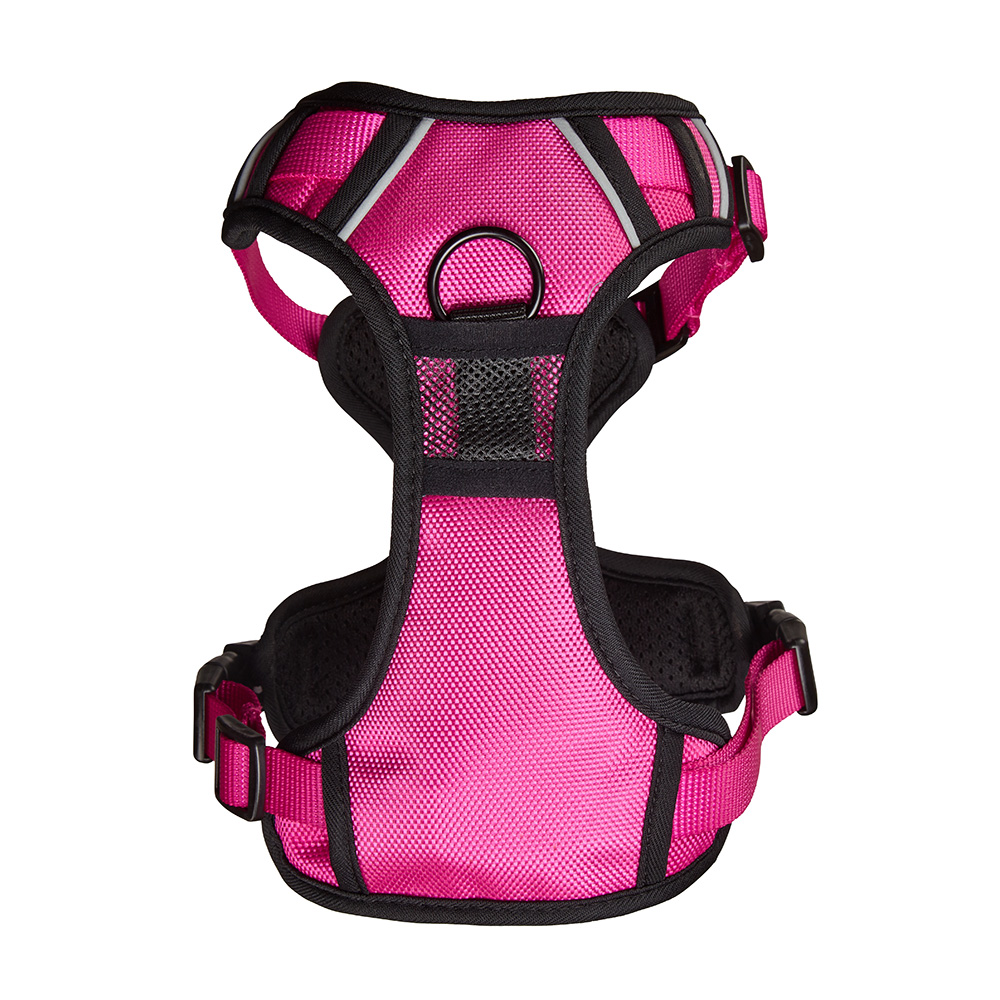 Bunty-Soft-Padded-Comfortable-Fabric-Dog-Puppy-Pet-Adjustable-Outdoor-Harness thumbnail 19