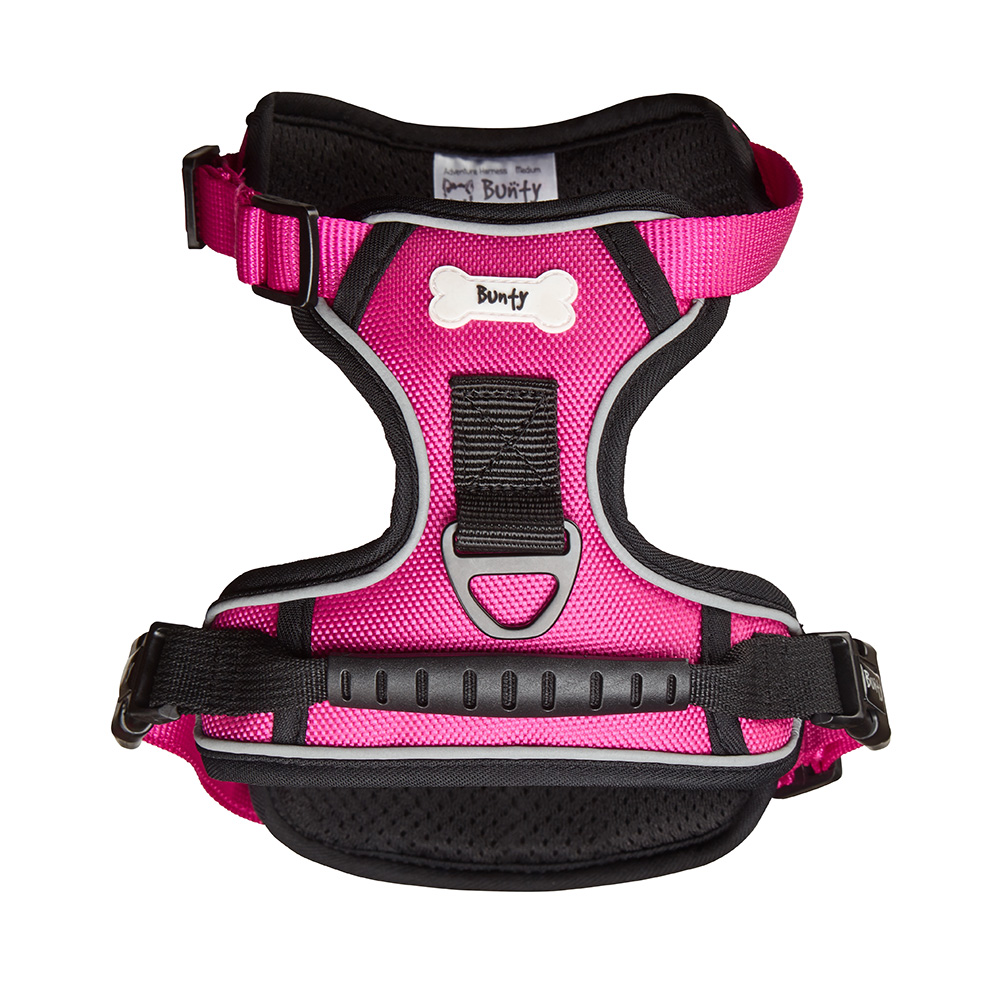 Bunty-Soft-Padded-Comfortable-Fabric-Dog-Puppy-Pet-Adjustable-Outdoor-Harness thumbnail 20